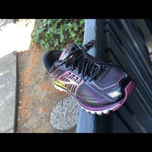 Brooks Shoes - BROOKS Women GLYCERIN RUNNING SHOES BLACK  SZ 10B.